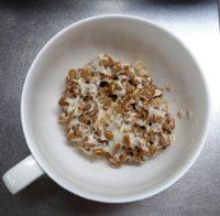オートミール納豆作り方3
