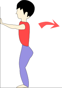 二の腕の筋トレのやり方5