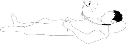 スマホネックホルダーの使い方3