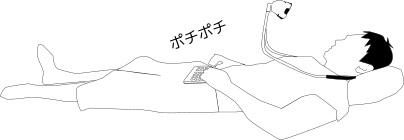 スマホネックホルダーの使い方4