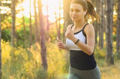 足のむくみ解消運動ジョギング