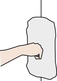 前腕自重やり方2
