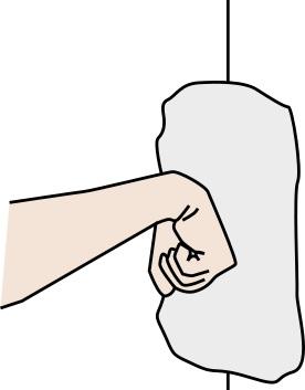 前腕自重やり方1