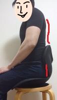 リモートワークは椅子に腰痛対策を!