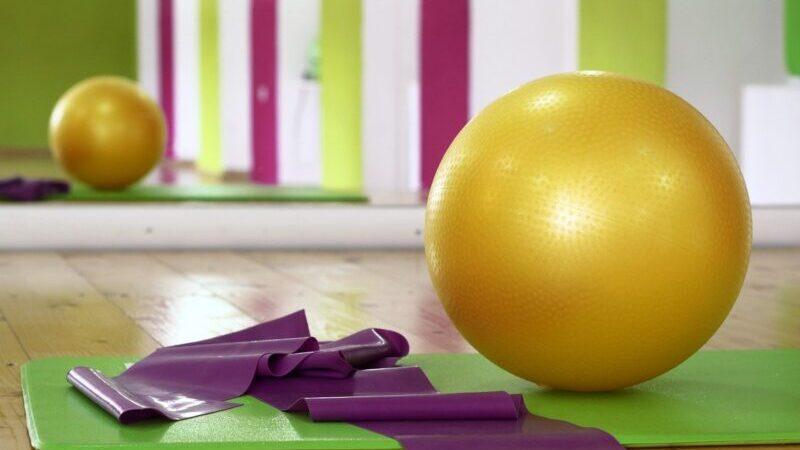 腰痛予防に体幹を鍛えるバランスボード