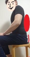 リモートワークでの腰痛を椅子にする対策方法