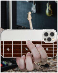 ギター型iPhoneケース