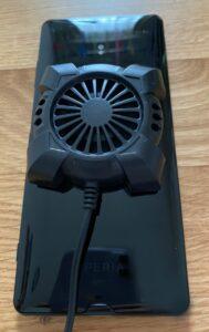ダイソースマホ冷却扇風機口コミ