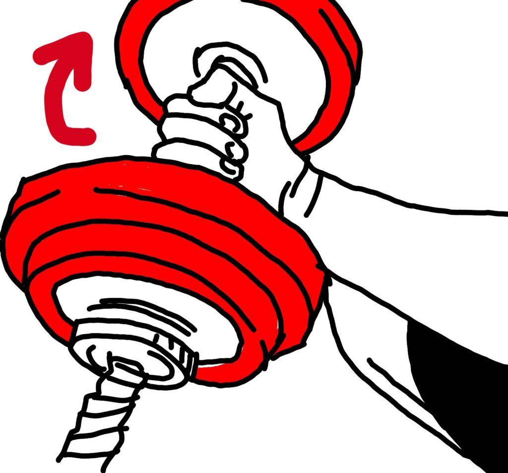 手首を太くする筋トレ2